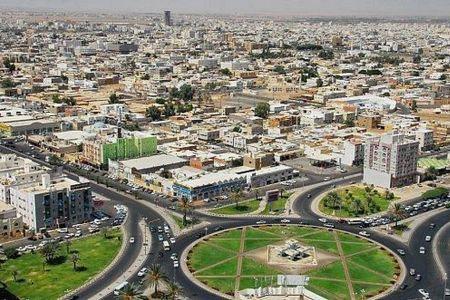 مدينة تيماء في تبوك