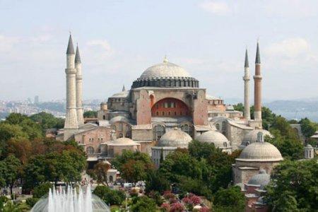 متحف آيا صوفيا في اسطنبول