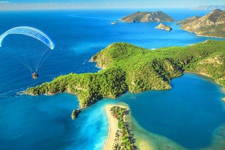 شاطئ اولودينيز فى تركيا