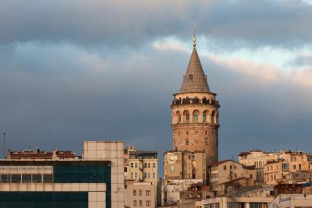 برج غلاطة في اسطنبول