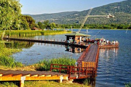 بحيرة سبانجا تركيا