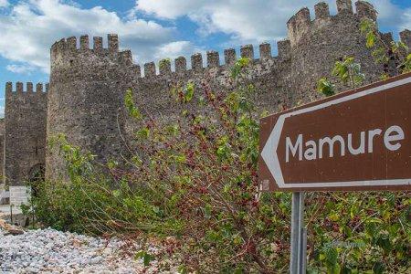 قلعة معمورة في تركيا