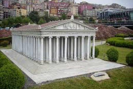 هيكل آرتميس في تركيا