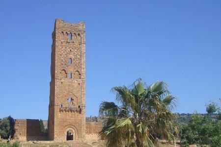 مسجد المنصورة في مدينة تلمسان