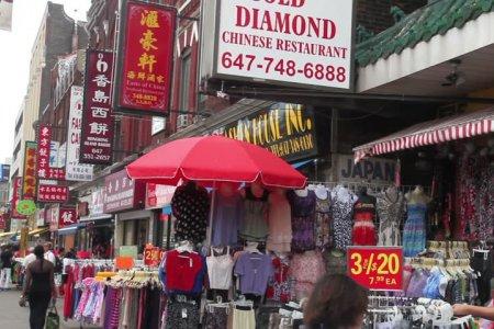 الحي الصيني في تورونتو
