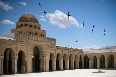 جامع القيروان الكبير