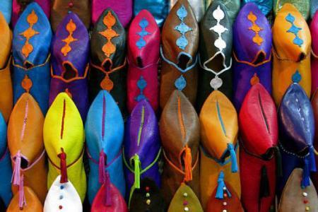 سوق الشواشين تونس