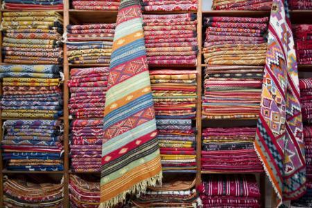 سوق القماش تونس