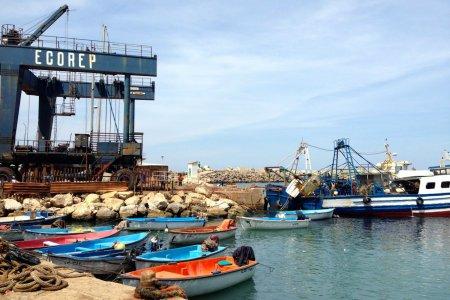 ميناء بوهارون