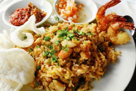 الاطباق الإندونيسية