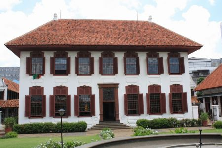 المركز الوطني للأرشيف في جاكرتا - إندونيسيا