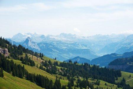 جبل ريجي في سويسرا