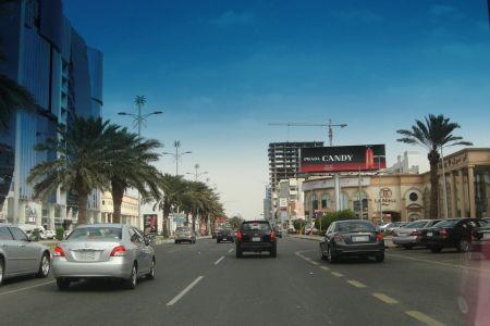 شارع التحلية في جدة