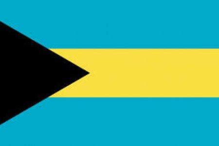علم جزر البهاما