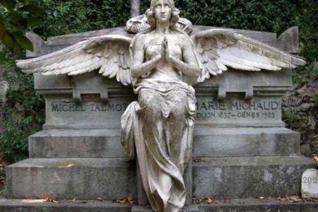 مقبرة مانيومانتال دي ستاغليونو في جنوة - إيطاليا