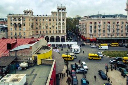 شارع مرجان شويلي في تبليسي