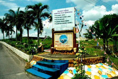 فيلدا سيمينتشو في جوهور بارو - ماليزيا