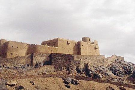 قلعة عيرف في حائل