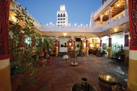 متحف المطعم التراثيحائل
