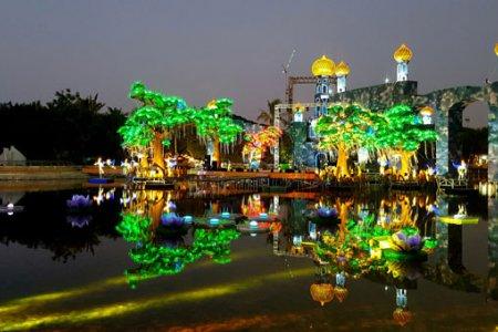 مجسم بوابة الهند
