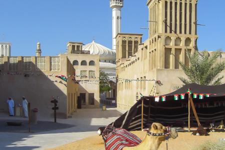مسجد البستيكة في دبي