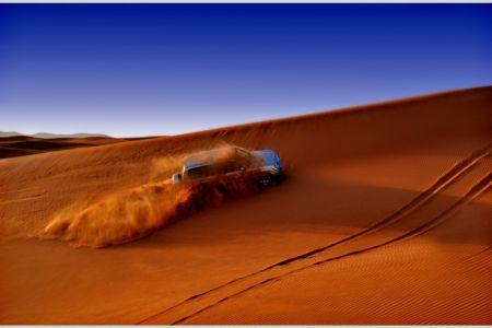 صحراء و سفاري دبي