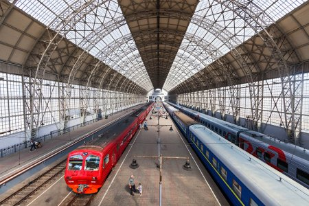 المواصلات في موسكو