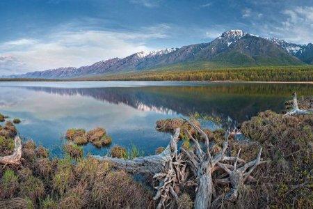 بحيرة بيقال في روسيا