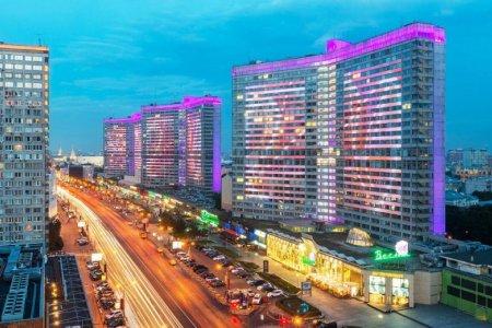 شارع أربات الجديد في  موسكو