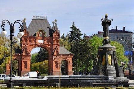 النصب التذكاري للإمبراطورة كاثرين