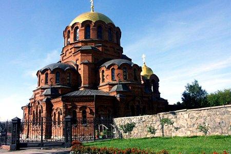 كاتدرائية نيفسكي ألكسندر في نوفوسيبيرسك