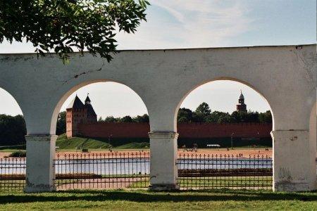 مدينة فيليكي نوفغورود روسيا