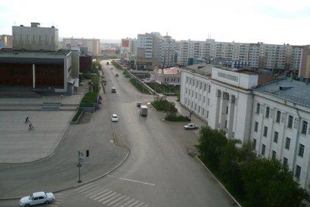 مدينة ياكوتسك في روسيا