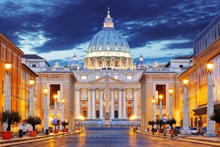 مدينة روما أو رومية في إيطاليا