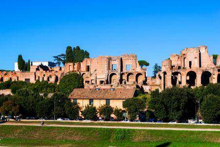 The Palatine - Rome