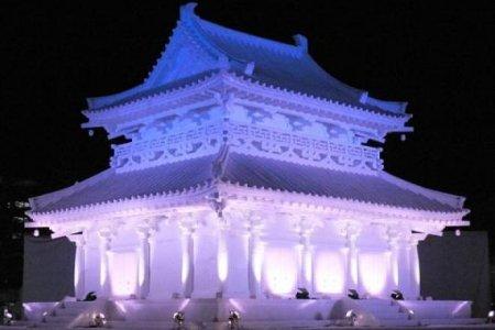 مهرجان سابورو للثلوج