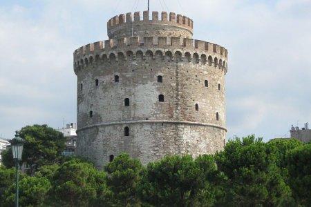 البرج الأبيض في اليونان