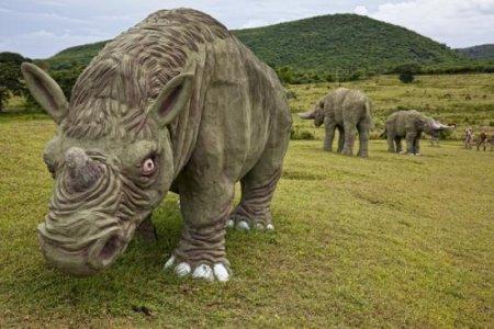 حديقة الديناصورات
