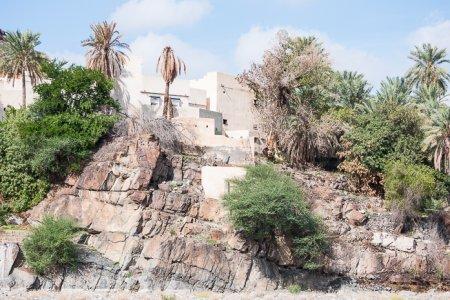 وادى الأبيض فى سلطنة عمان