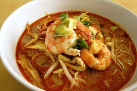 اشهر 3 اكلات في المطبخ السنغافوري