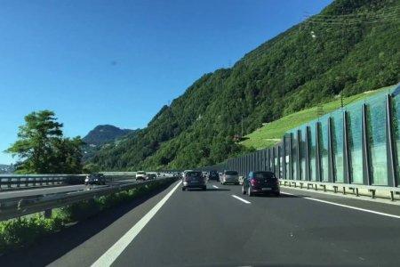 الطريق الي مدن سويسرا