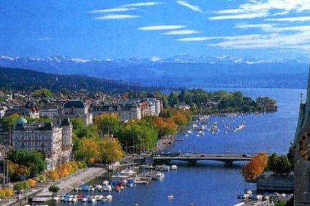 معلومات عن دولة سويسرا