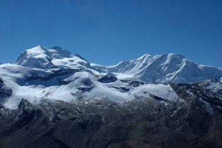 جبل مونتي روزا