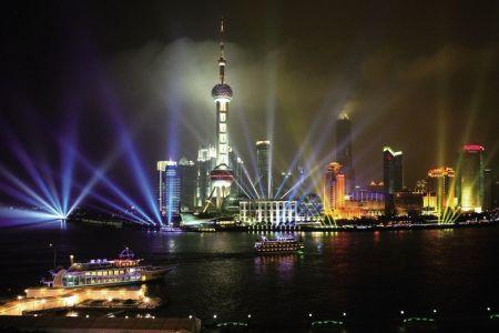 برج لؤلؤة الشرق في شنغهاي - الصين