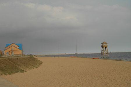 شاطىء فينجكسان في شنغهاي - الصين