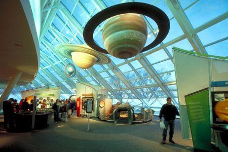 متحف أدلر لعلم فلك والقبة الفلكية شيكاغو