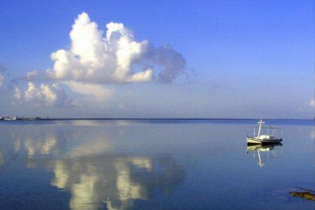 جزر قرقنة في تونس