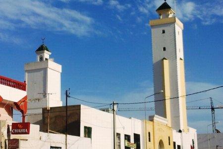 جامع مركز سحنون في صفاقس