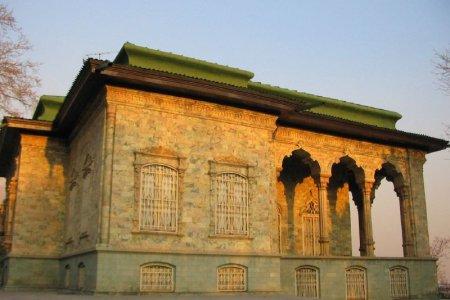 قصر سعد آباد في طهران