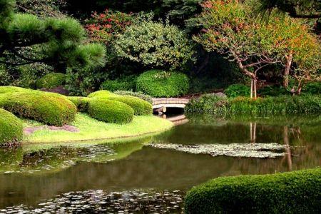 حديقة رايكوجين في طوكيو - اليابان